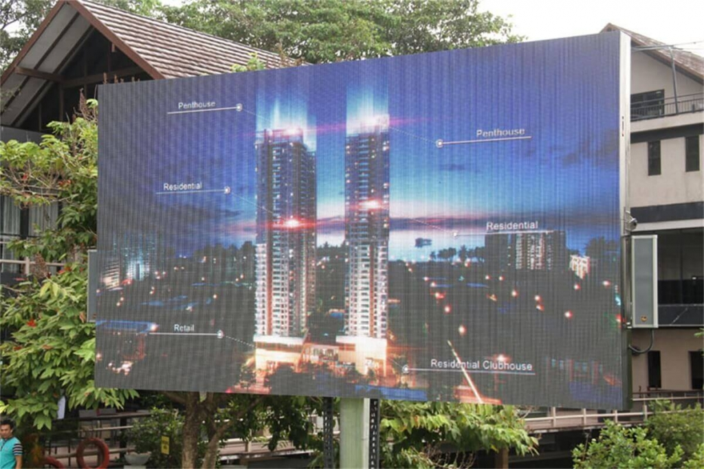 Astoria Luxury Aarments Colombo - Billboard