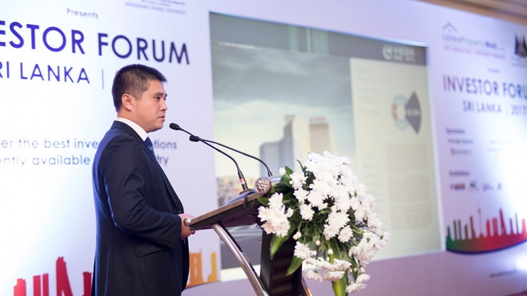 AVIC Powers Investor Forum 2017 as Gold Sponsor