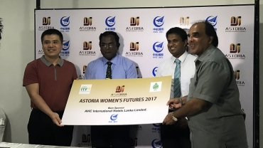 AVIC Powers Astoria Women's Futures Tennis Tournament